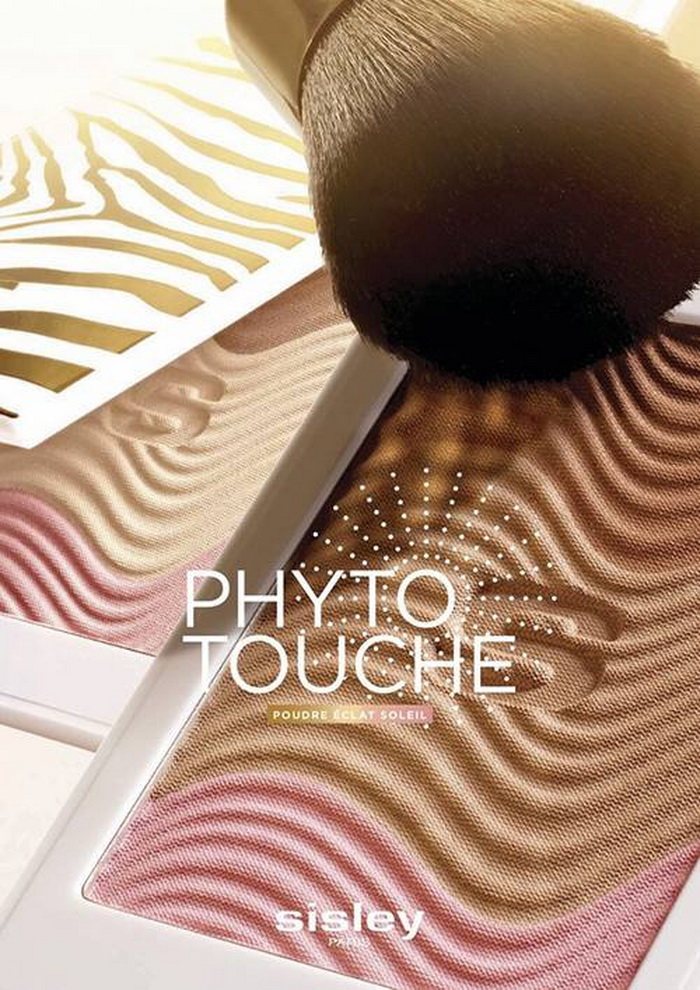 Sisley Teint Phyto-Touche Poudre Eclat Soleil Summer 2017