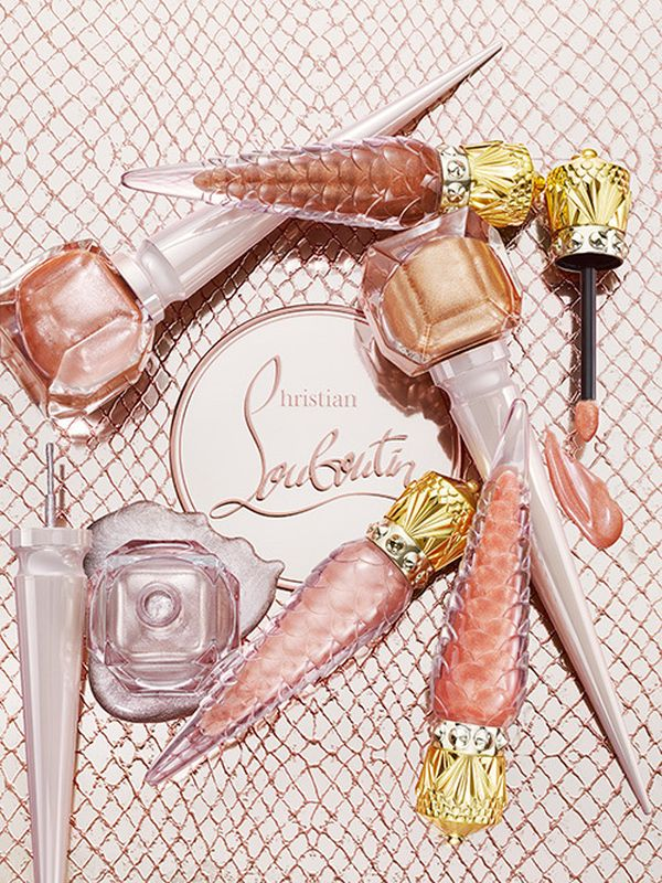 Christian Louboutin Beauty Metalinude Collection Summer 2017